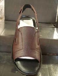 Mens Leather Sandal