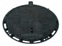 Cast Iron Circular Manhole Covers