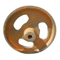 Cast Iron Flywheel