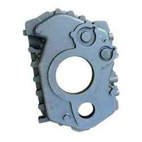 Cast Iron Gear Box