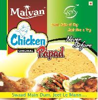 Malvan - Chicken Papad