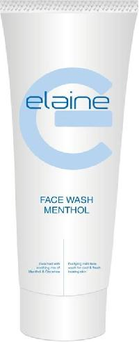 Face Wash Menthol