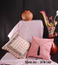Silk Cushion Cover - 01