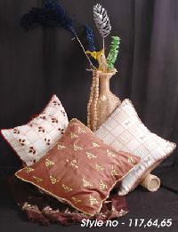 Silk Cushion Cover - 04