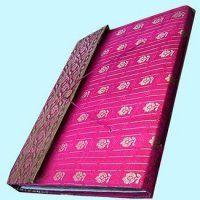 Indian Sari Cover Photo Album
