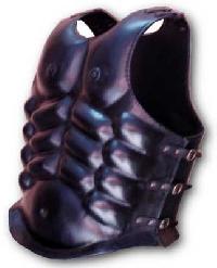 Greek Leather Muscle Armor