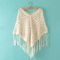 hand crochet garments