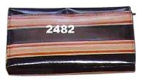 Leather Ladies Wallet - (model No. - 2482)