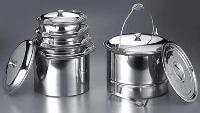 Spring Handle Steamer Dutch Oven