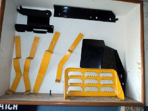 Sheet Metal And Fabricated Components