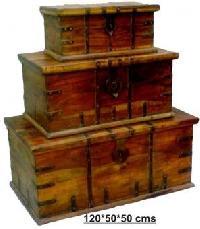 Wooden Box Sac 008