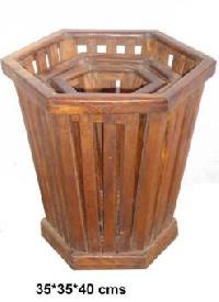 Wooden Bucket Sac 100