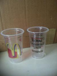 Pp Plastic Transparent Cups