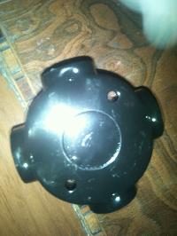 Metal Round Electrical Junction Box