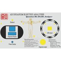 Quantum Health Magnetic Analyzer