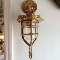 Nautical Brassware