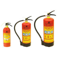 ABC Dry Chemical Fire Extinguisher