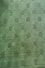 Hand Loom Tufted Woolen Rug - Sn0010