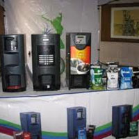 Godrej Tea Coffee Vending Machine