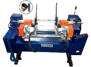 Automatic Double End Pipe And Tube Chamfering Machine
