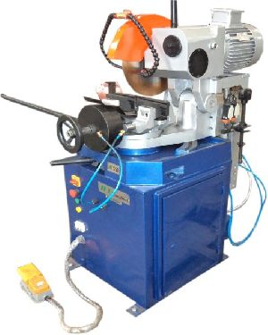 JE-350 Semi Automatic Pipe Cutting Machine