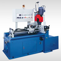 Automatic Pipe cutting Machine (J-400)