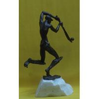 Figurative Bronze Sculpture