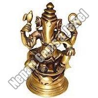 Handmade Ganesh Statue