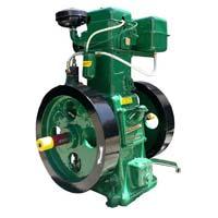 Lister Type Diesel Engine