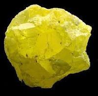 Sulphur Lump