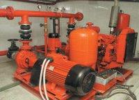FIRE FIGHTING PUMPSET