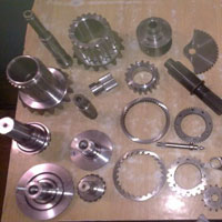 Automotive Precision Turned Parts
