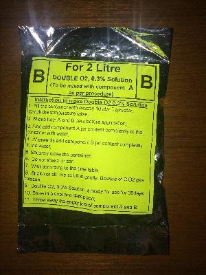 Stabilised Chlorine Dioxide
