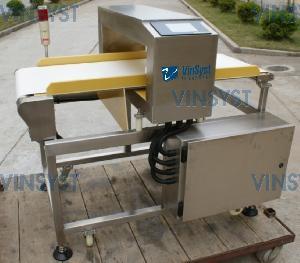 Plastic Industry Metal Detectors