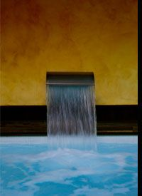 Waterfall Bath Faucet