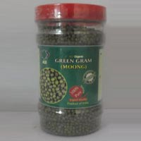Organic Green Gram