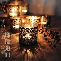 Aluminum T Light Candle Holders