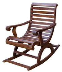 Wooden Rocking Chair in Rajasthan Manufacturers and Suppliers India