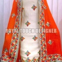 Ladies Phulkari Suit