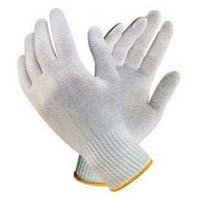Cotton Knitted Hand Gloves