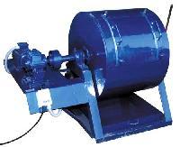 Los Angeles Abrasion Testing Machine