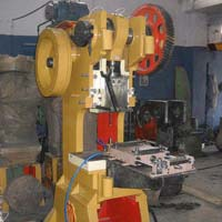50 Ton Power Press With Pneumatic Feeder