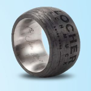 Ring Laser Engraving Services