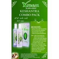 Xtrem-keshantra  Hair Oil + Shampoo
