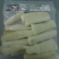 Frozen Boiled Cassava