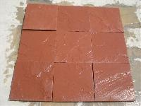 Agra Red Sandstone Tiles
