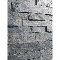 Silver Grey Quartzite Slate Ledge stone