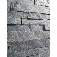 Silver Grey Quartzite Slate Ledge stone
