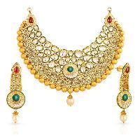 Imitation Gold Ornaments