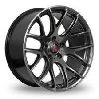 Hyper Black Wheels